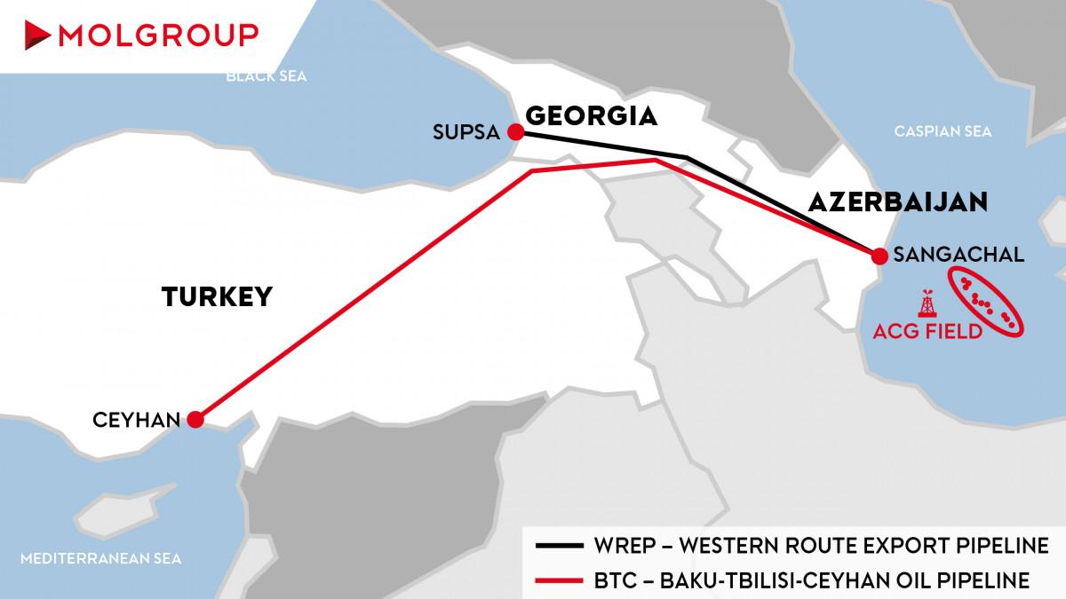 btc csővezeték grúzia